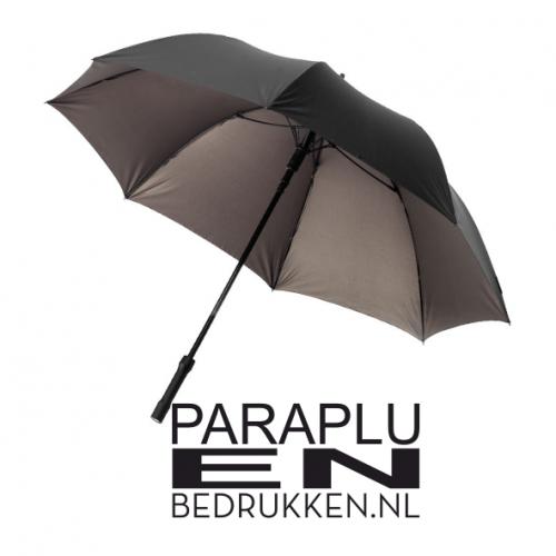 Paraplu met LED licht met opdruk van uw logo, afbeelding of tekst