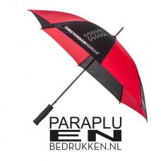 Compacte golfparaplu Amsterdam incl. opdruk