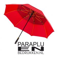 Luxe paraplu 130cm windproof automaat incl. opdruk