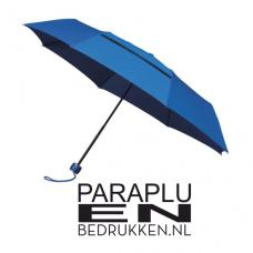 Opvouwbare paraplu ECO windproof incl. opdruk