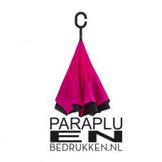 Inside Out paraplu windproof incl. opdruk