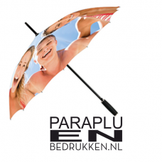 Custom made paraplu