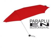 Stormparaplu opvouwbare 80 km/h incl. opdruk