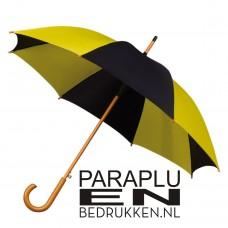 Paraplu met haak 102cm duo