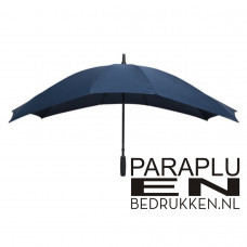 DUO-paraplu windproof 148cm incl. opduk